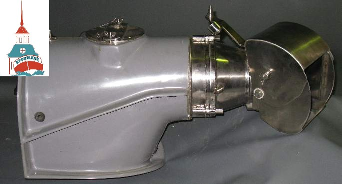 Как сделать водометного движителя